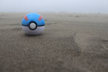 Great Ball 001 by pokemontrainerjay