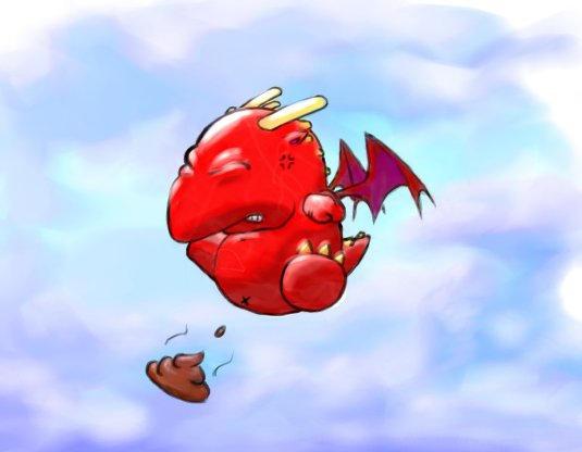 dragon poo