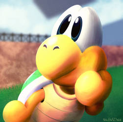 Koopa the Quick by VictoryStar527
