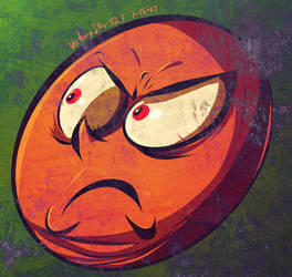 Angry Man by VictoryStar527