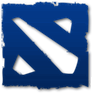 Dota2 Logo [BLUE] by BlizzCast