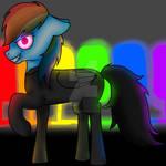 Rainbow Factory Dash(No Blood)