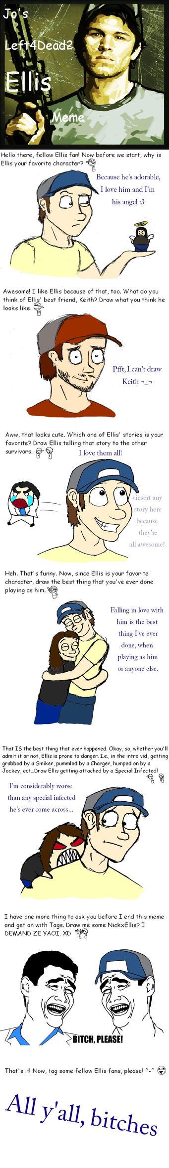 Ellis Meme by vyvyan1rick