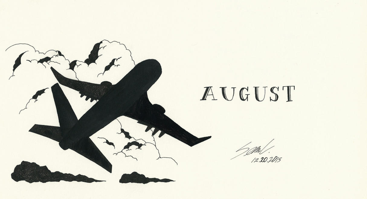 Calendar Design Ks : Calendar design august by tombstonecc on deviantart