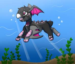 Pandora Swims