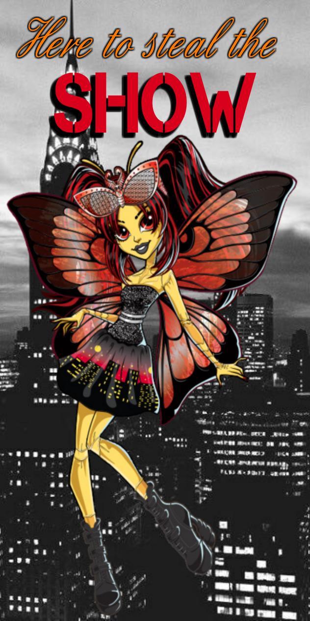 Luna Mothews phone background by emeraldchaser615