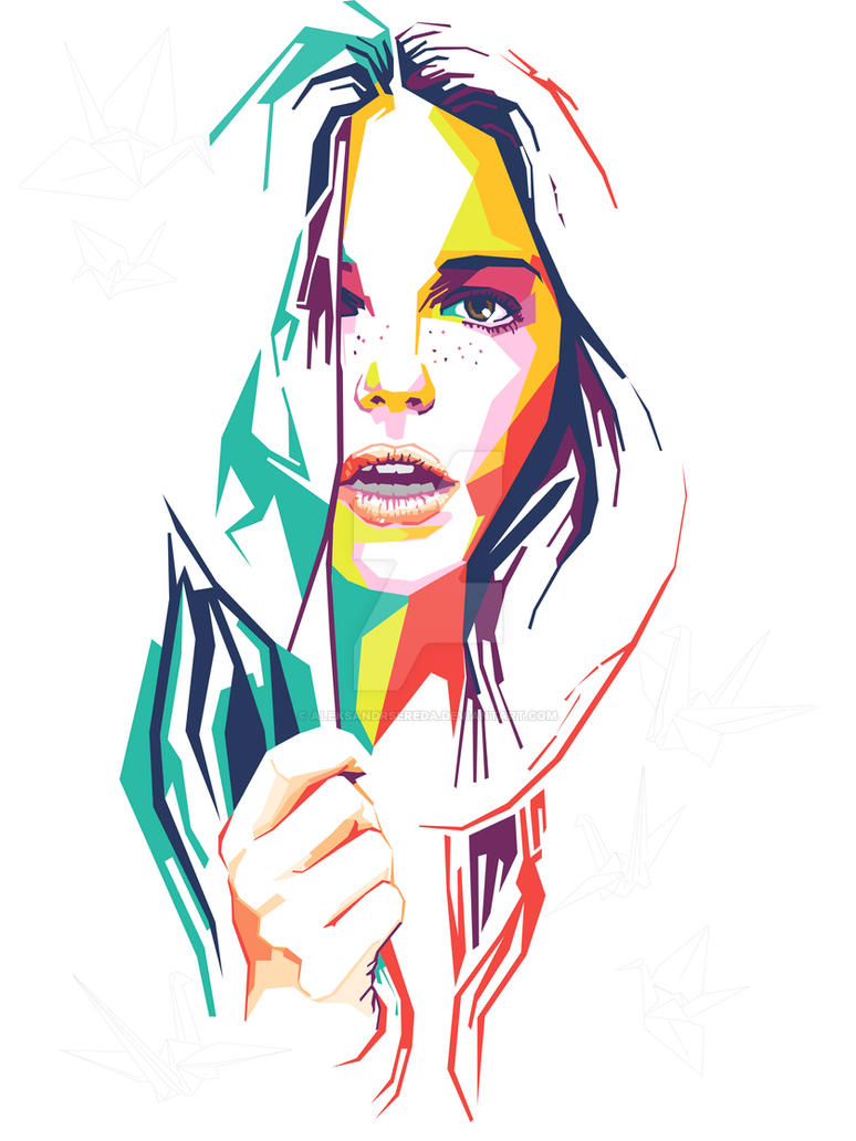 Lady B by Aleksandrsereda