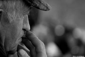 Old Man by Vestermk