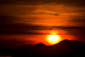 Sunset by Vestermk
