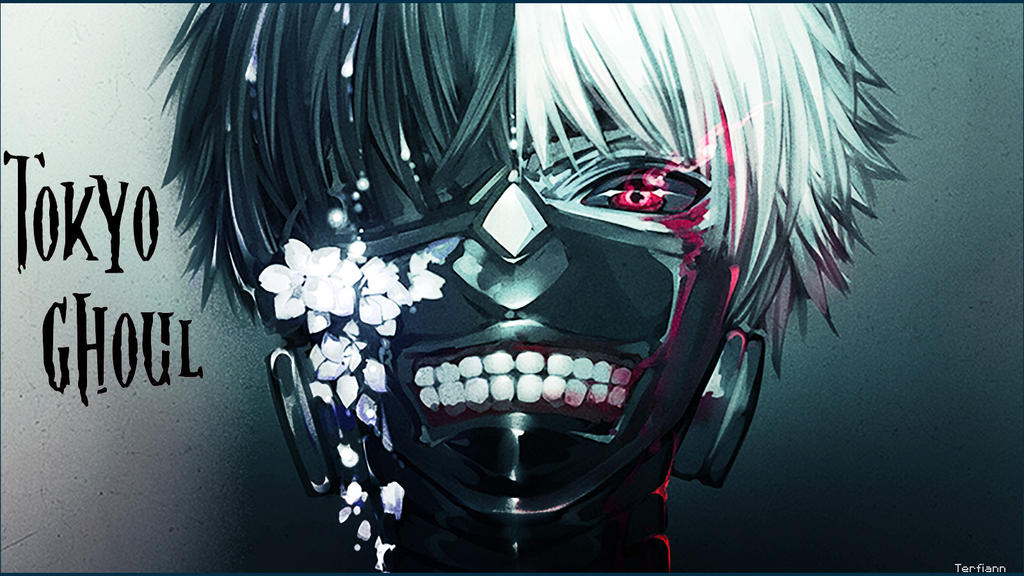 Top animes of the year Tokyo_ghoul___wallpaper_by_terfiann-d7qmdxr