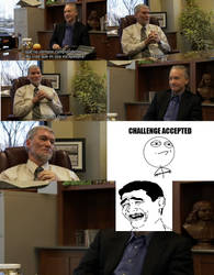 Bill Maher meme Religolous by cerebrodim