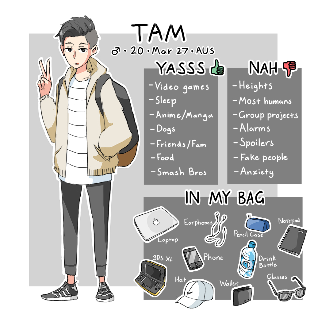 Meet The Artist: TimTam13 by TimTam13