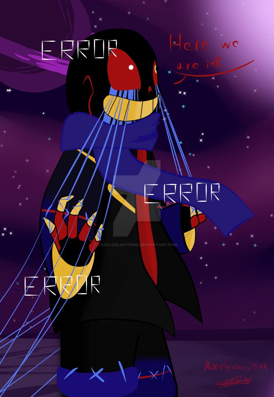 Underverse04 error Errorlnk Arte