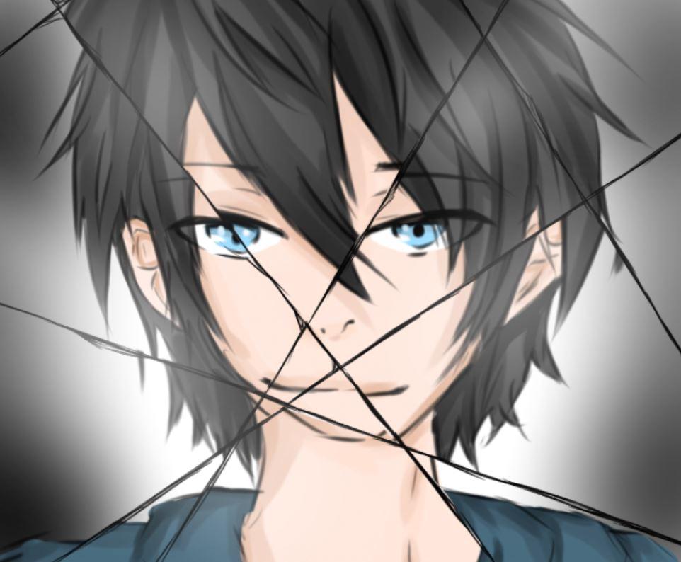 Broken Mirror by Awkward-Potatoe