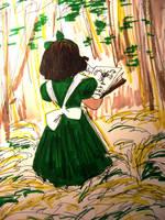 Ofelia by White-Rose-Tree