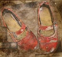 Globetrotter's Shoes