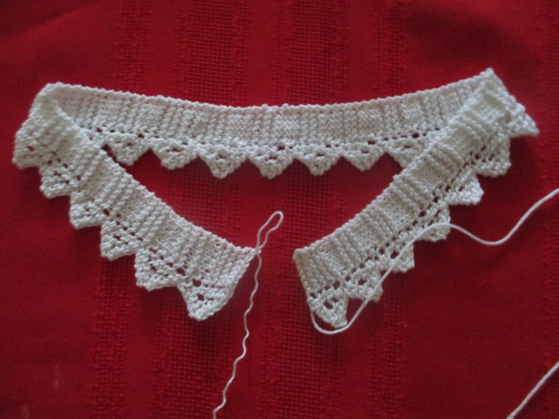 Knitting Pattern For Lace Collar : 1860s Knitted Lace Collar by White-Rose-Tree on DeviantArt