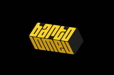 Bartolomeu Block Design by el-Barto-Stencils