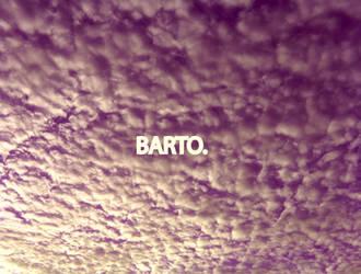 Clouds. Barto. by el-Barto-Stencils