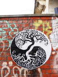 Tree Yin-Yang