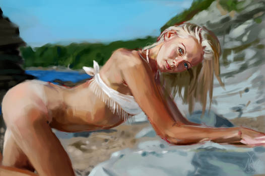 Study 73 Clothed