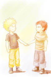 Naruto and Gaara AMV by nocturnalMoTH