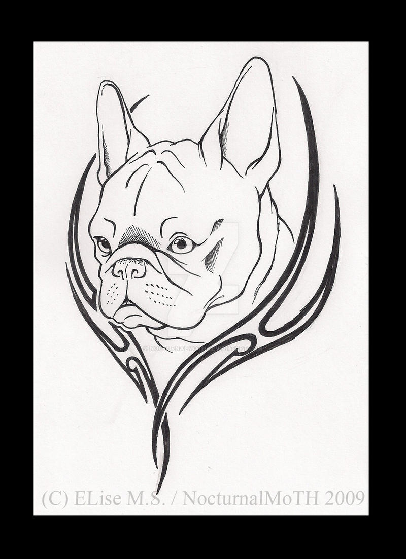 tattoo of my dog by nocturnalmoth on deviantart. Black Bedroom Furniture Sets. Home Design Ideas