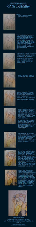 some sort of COPIC tutorial