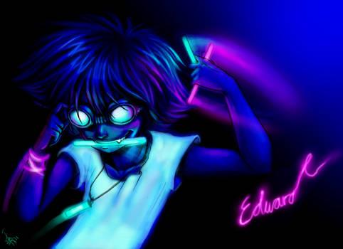 Radical Edward - commission