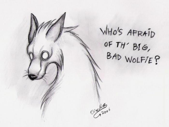 Big_bad_wolf by nocturnalMoTH