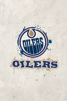 Iphone NHL - Edmonton Oilers by obsilion