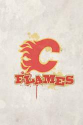 Iphone NHL - Calgary Flames