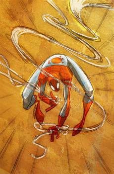 Spiderman cool
