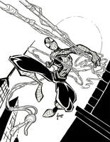 Spiderman by marespro13