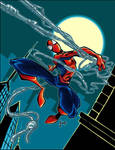 Spiderman Color by marespro13