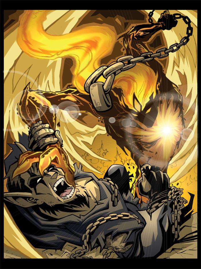 Cadejos vs guardian 2 by marespro13