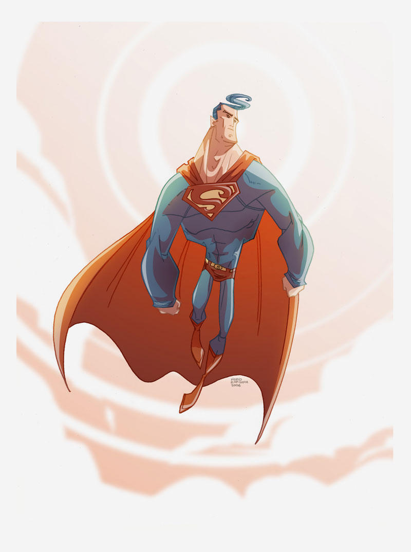 SUPERMAN by marespro13