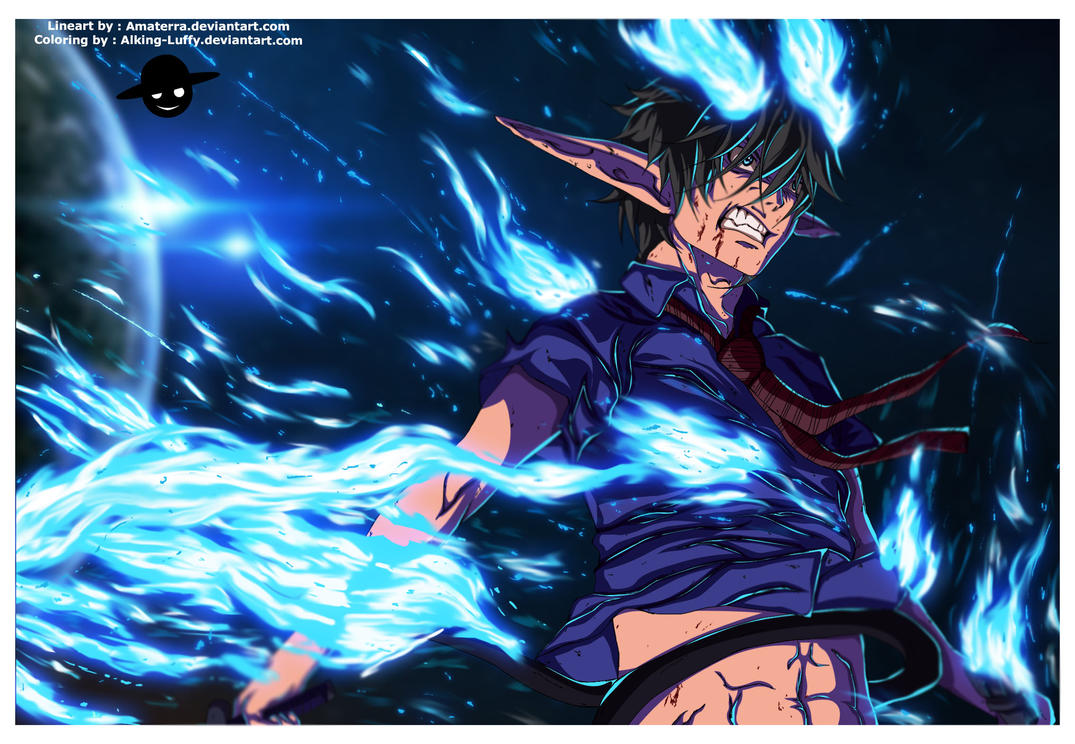 Devil Son's (RIN) Without Effect by Alking-Luffy