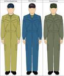M08 Work Uniform