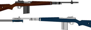 m1 Rifle