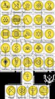 Mancer medallions
