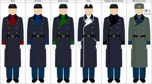 m08 dress greatcoat, winter