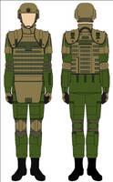M10 Grade 1 armor by Tounushi