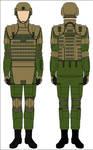 M10 Grade 1 armor