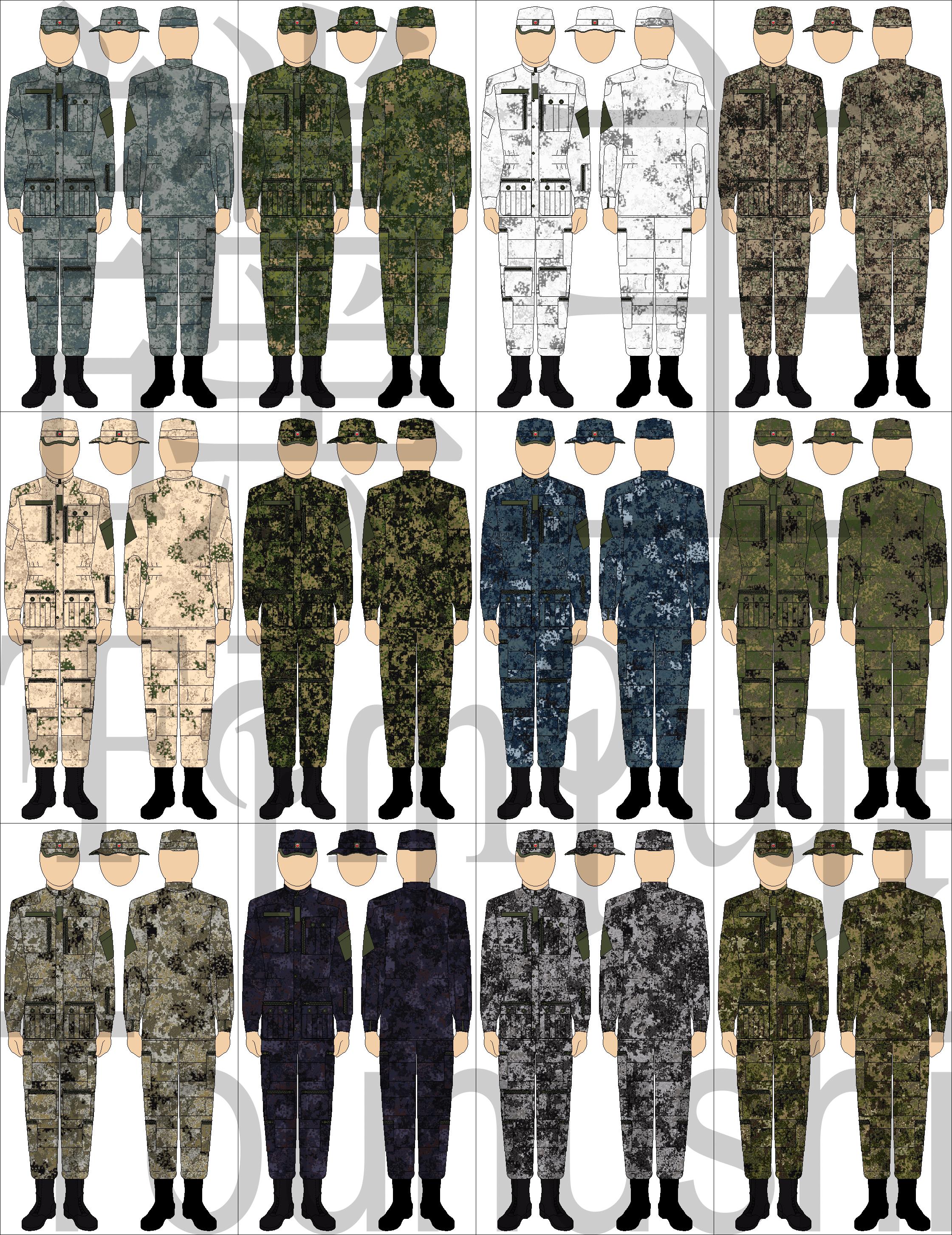 Schéma de Camouflage pour Uniformes M11_stanmilpat_by_tounushi-d3eocb4