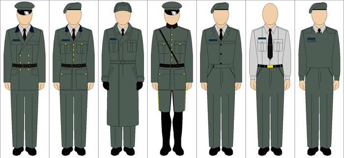 Generic uniforms