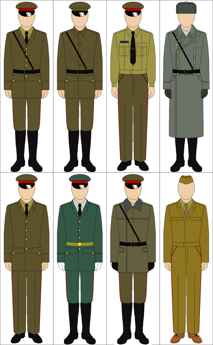 modern russian military uniforms - 703×1136