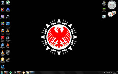 My desktop by Tounushi