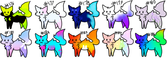 Cheap And Free Cat Adopts#27 by MeMe-Vx