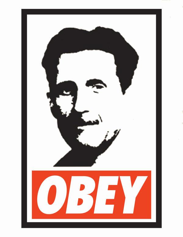 OBEY by skamparas